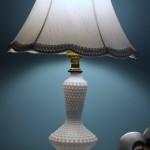 Hobnail Lamp (2)
