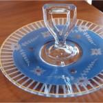 Center Handled Plate