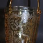 Fostoria June Topaz Ice Bucket (5)