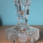 Fostoria Canadian Coin Glass