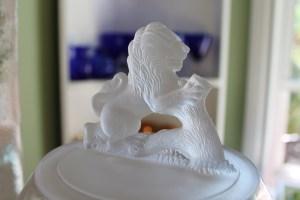 Gillinder Lion Compote (4)