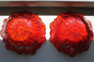 Indiana Glass - Lily Pons - Ruby (5)