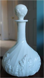 White Old Decanter (6)