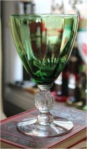 Cambridge Aurora Water Goblet (1)