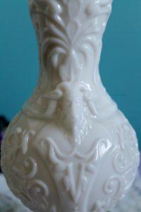 Portieux Vallerysthal White Vase (3)